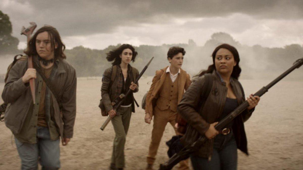 The Walking Dead World Beyond estreia em Abril na AMC
