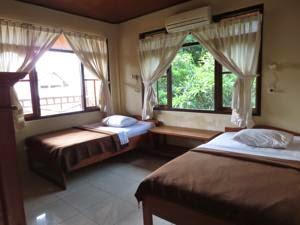 Paradise Palm Beach Bungalows Bali