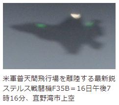 図:飛行機騒音