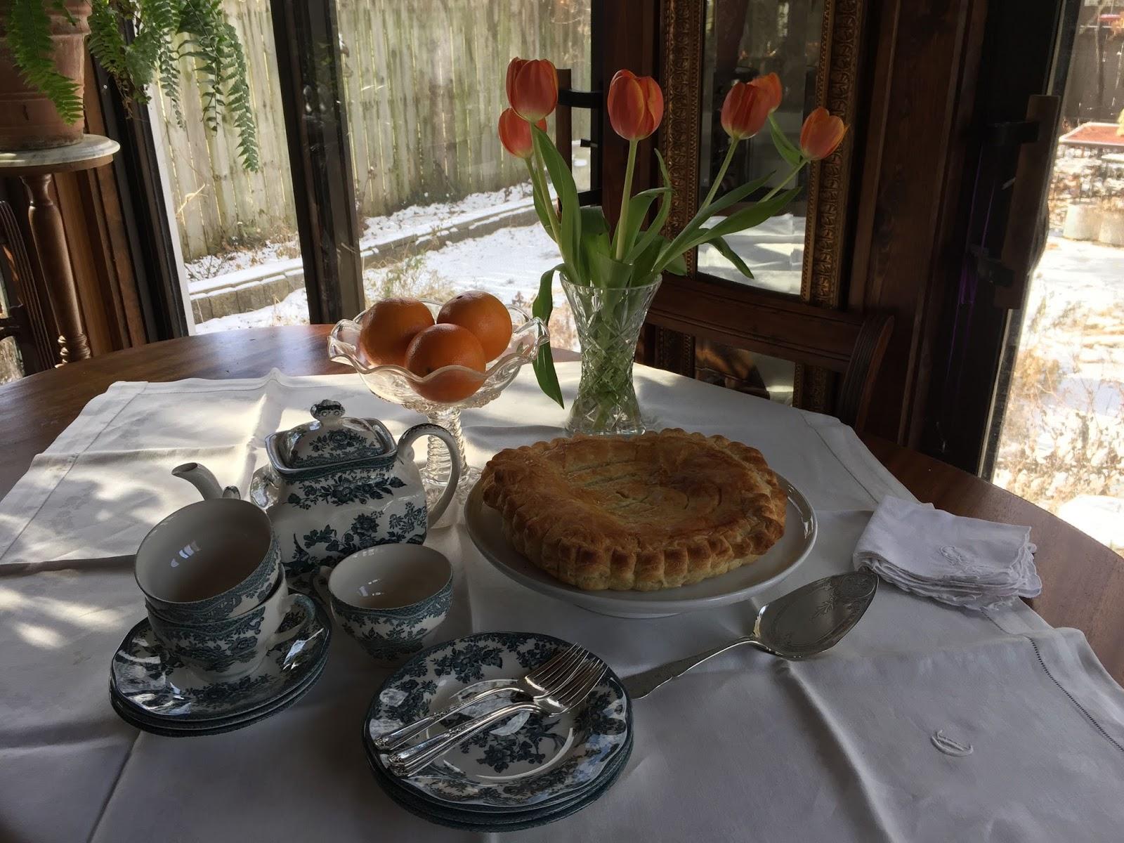 Is Tea Cake A Christ Figure