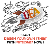 Design Your Own Tshirt On Uteesme