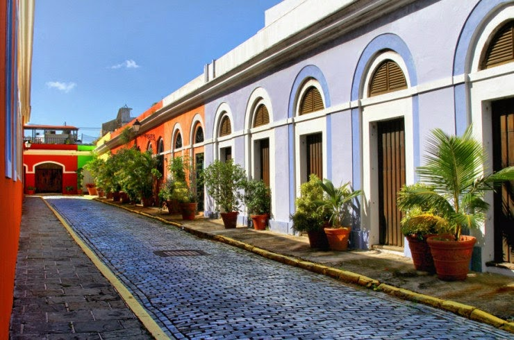 25. Old San Juan, Puerto Rico - 29 Most Romantic Alleys to Hike