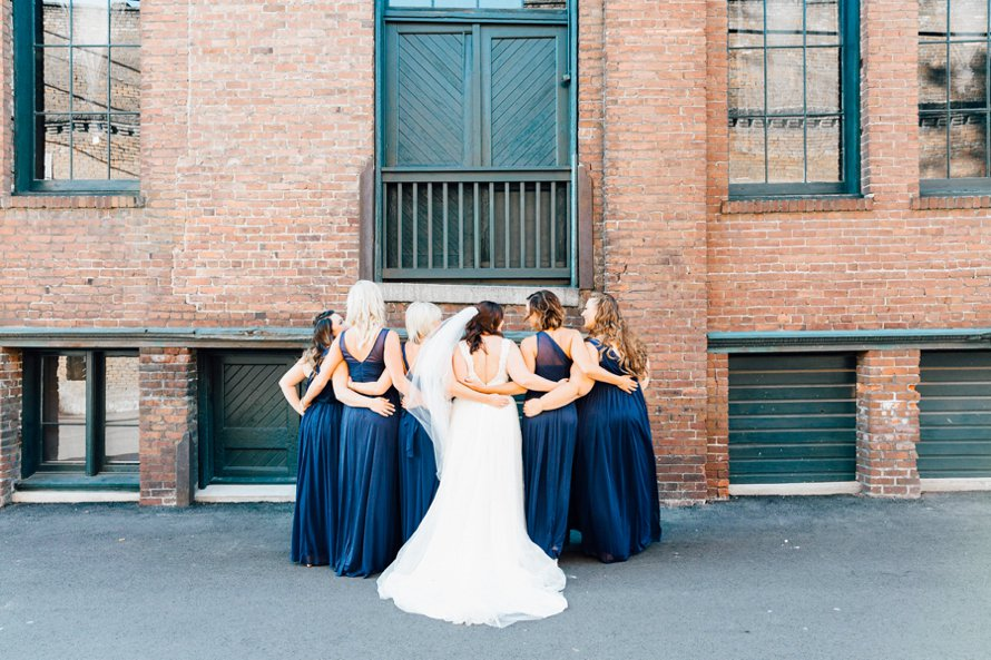 Georgetown, Seattle Wedding by Something Minted Photography