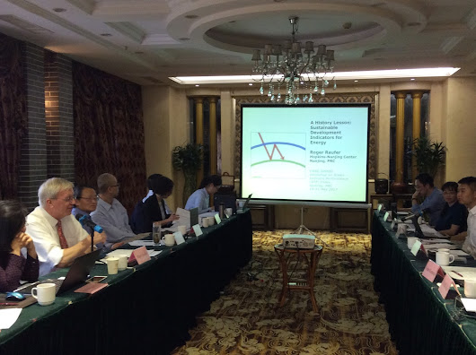 UNEP-UNIDO Workshop on Green Sustainable Industry in Nanjing