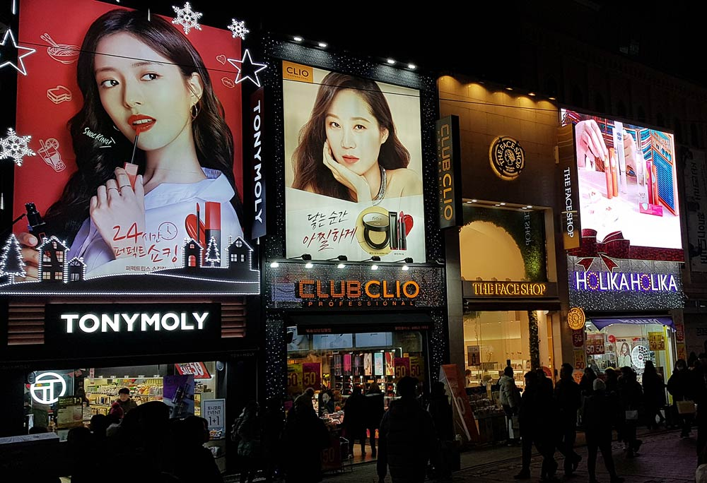 Make up in Seoul - Why Seoul is a Perfect City to go for a Girl's Trip