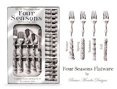 Introducing The Four Seasons Flatware
