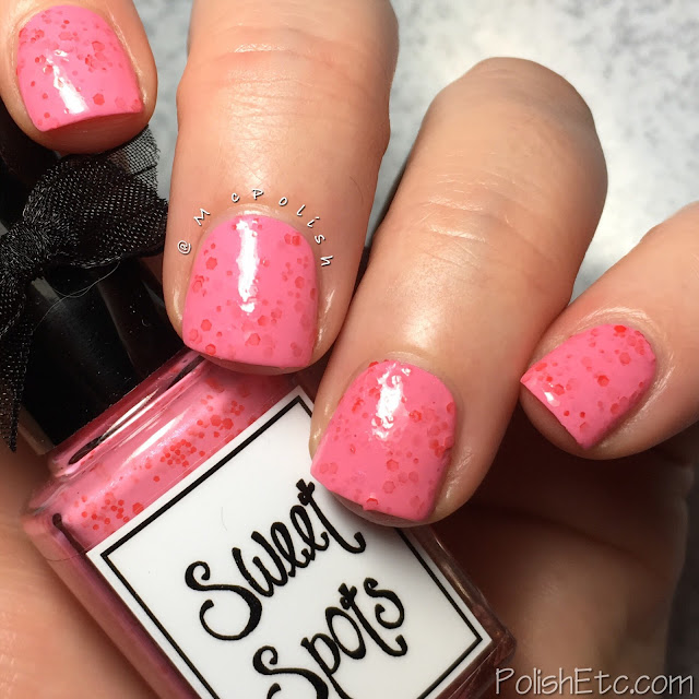 Whimsical Ideas by Pam - Whimsical Valentines 2018 - McPolish - Sweet Spots