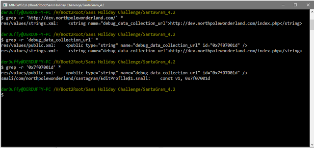 My journey through cyberspace: SANS Holiday Hack Challenge