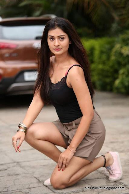 Actress Payal Rajput