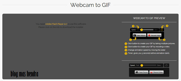Webcam To GIF - Blog Mas Hendra