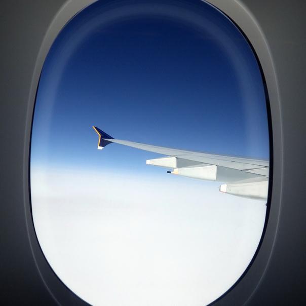 Flugzeugfenster Tipps gegen Flugangst Flugzeug Flugzeugflügel