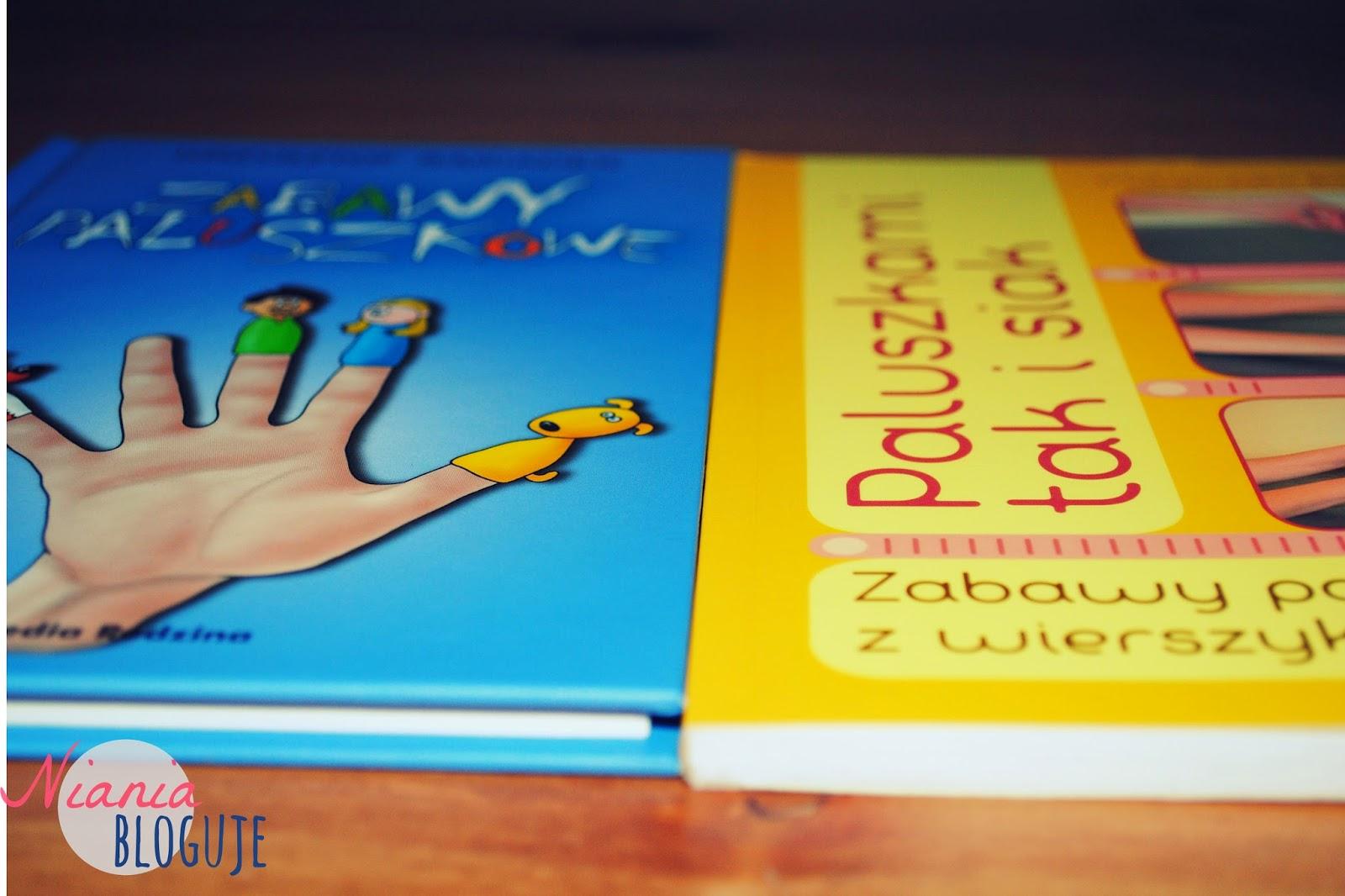 Niania Bloguje Wierszyki Na Dziecięce Masażyki
