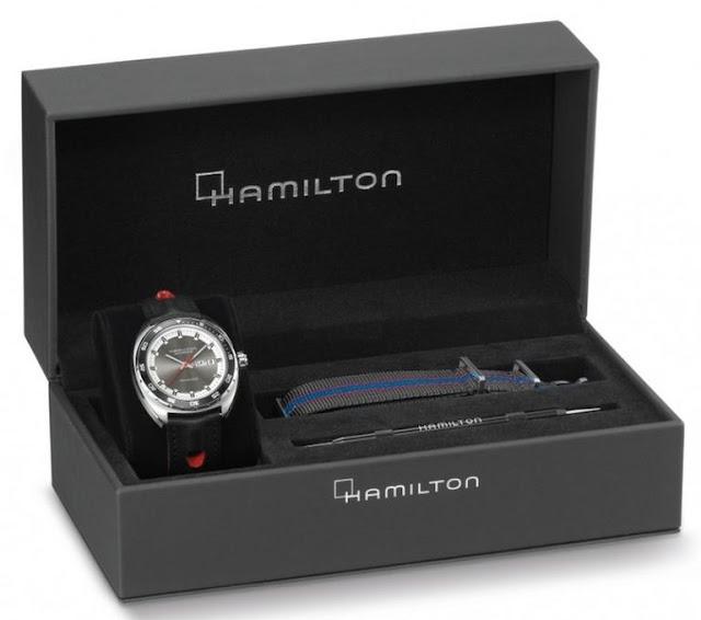 Hamilton Pan Europ Box