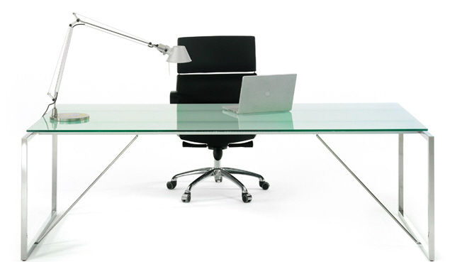 Glass Desks 9