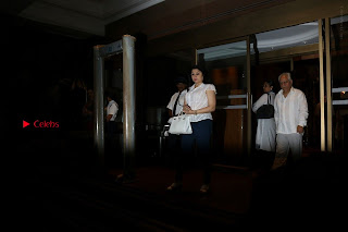 Actress Aishwarya Rai Father Prayer Meet Set 1  0056.JPG