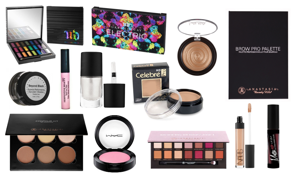 WWE Glam Squad Makeup Must Haves