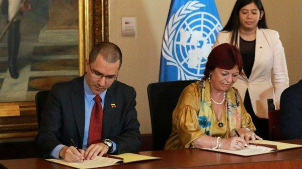 Unicef entrega más de 130 toneladas de insumos a Venezuela