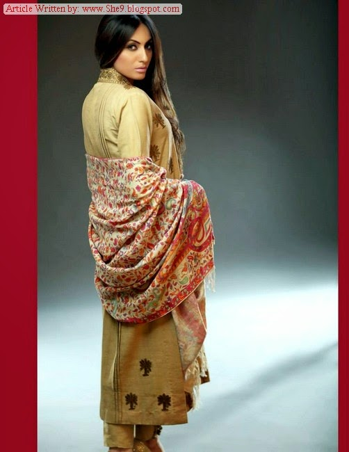 Hadiqa Kiani Winter-Fall 2014 Vol-2