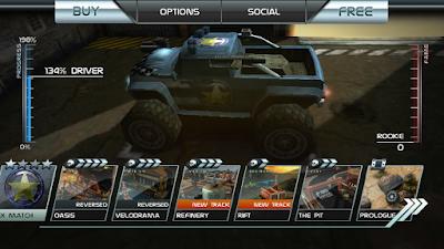Death Rally v1.1.4 Mod Apk