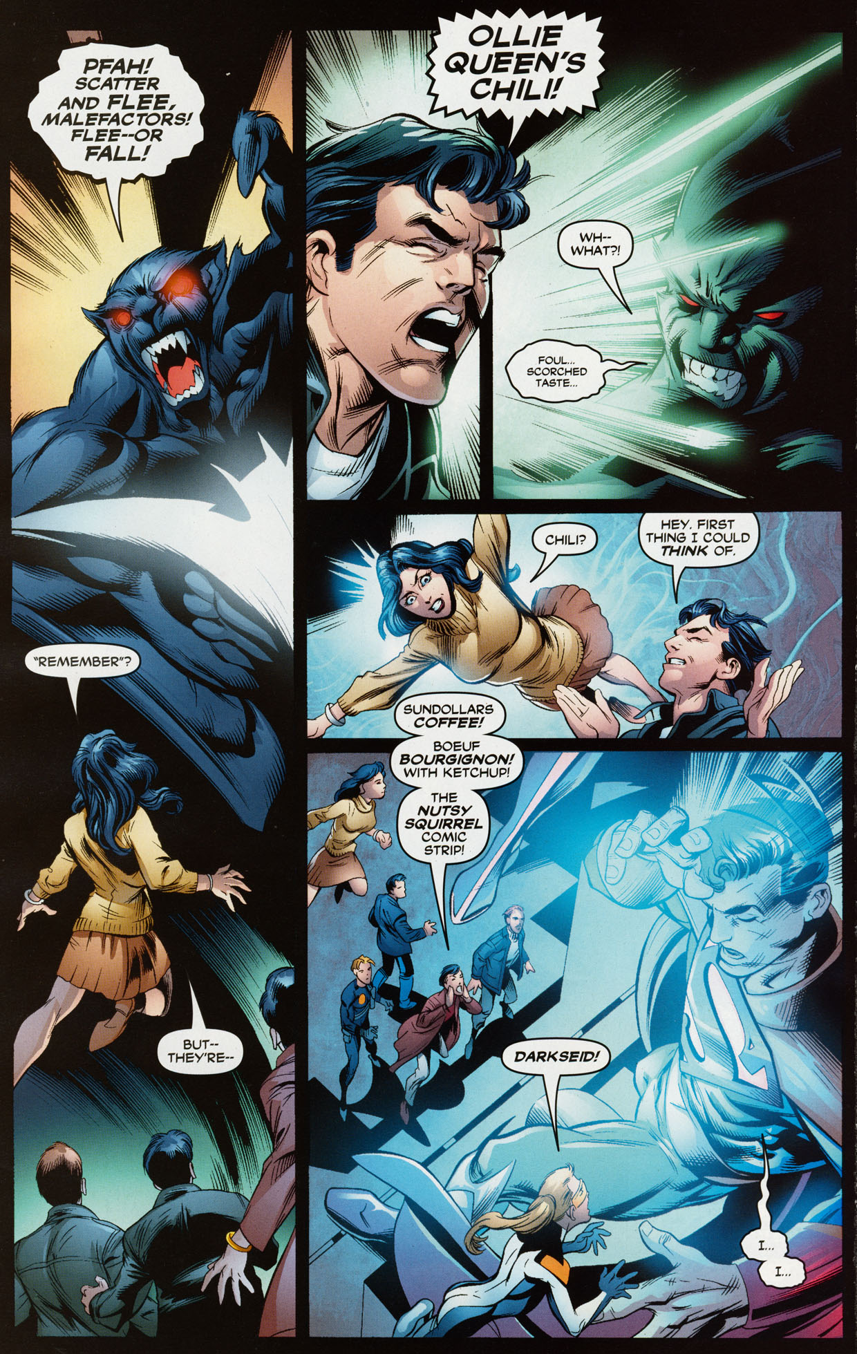 Read online Trinity (2008) comic -  Issue #38 - 8