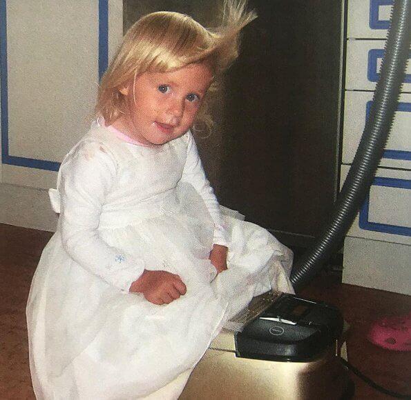 Leah Isadora Behn, the daughter of Princess Märtha Louise, celebrated her 15th birthday. late Ari Behn