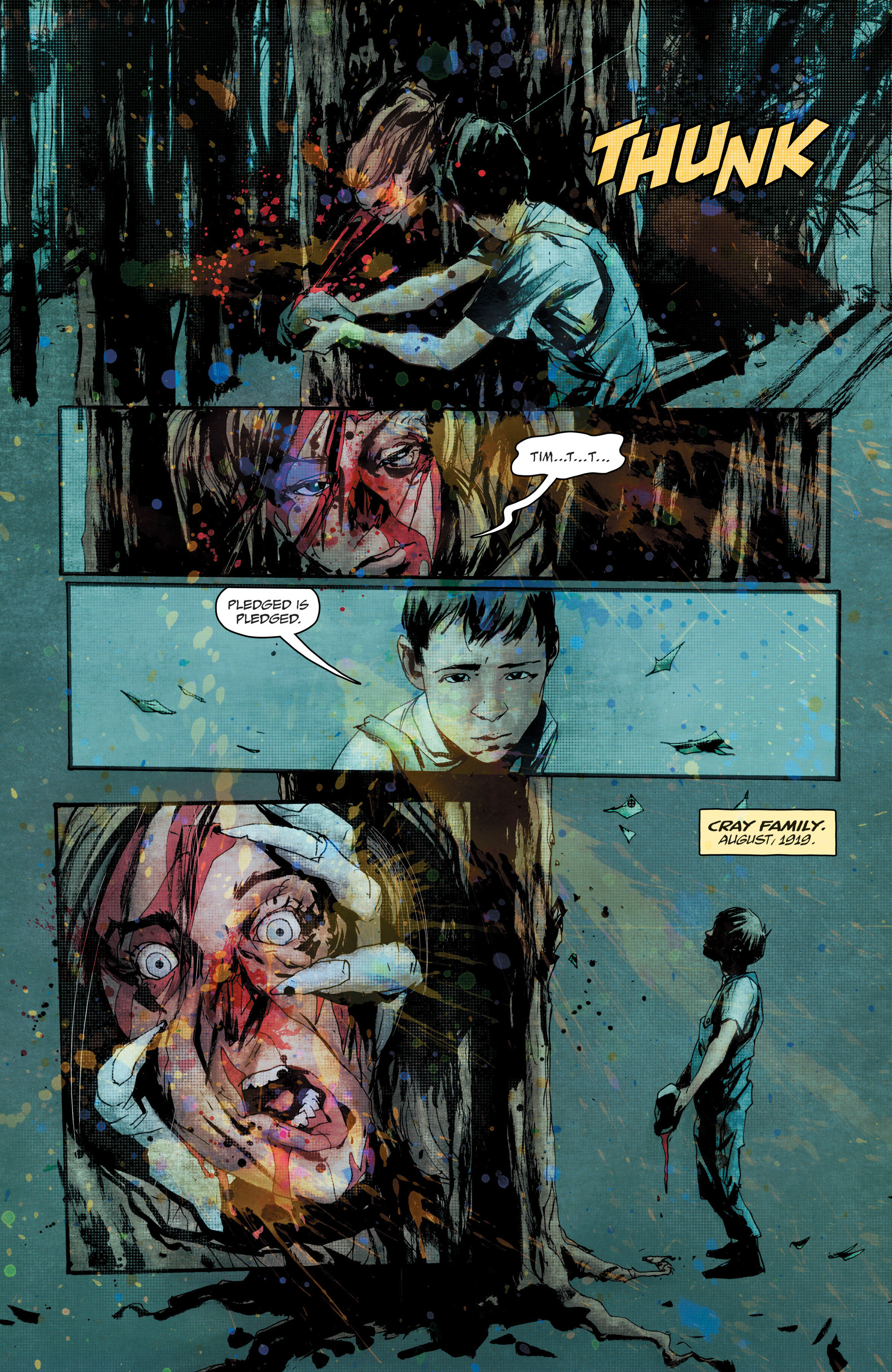 Read online Wytches comic -  Issue #1 - 7