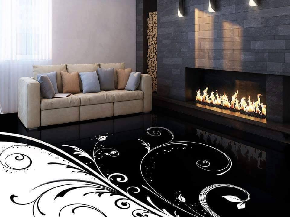 3D Epoxy Resin Floor Coating Designs Ideas - Decor Units
