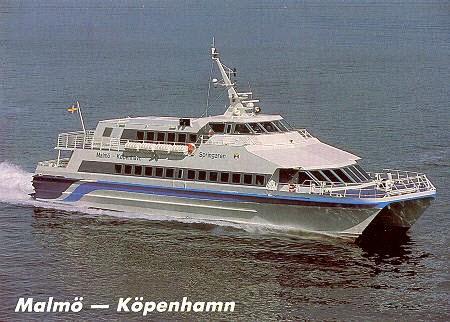 flyvebåd københavn århus