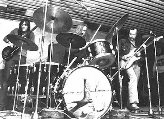 The Groundhogs - Hard Blues Rock