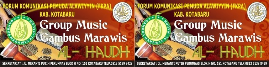 Gambus Marawis Al Haudh November 2011