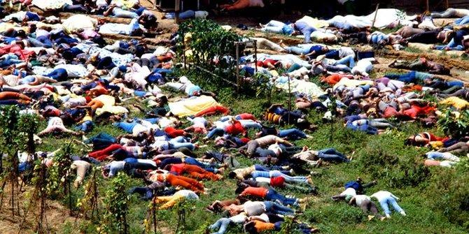 Peoples Temple dan Kisah Bunuh Diri Massal
