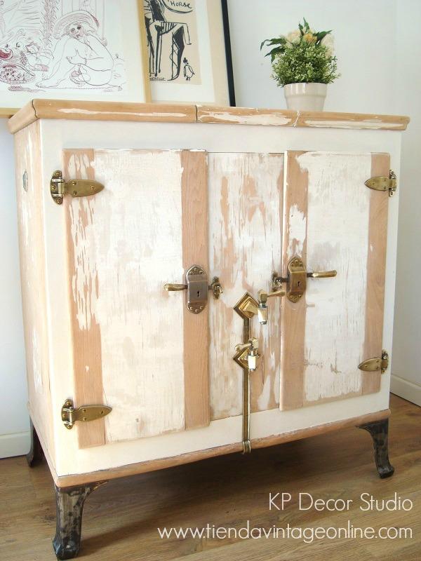 Muebles madera vintage 20170828181717 - Muebles online vintage ...