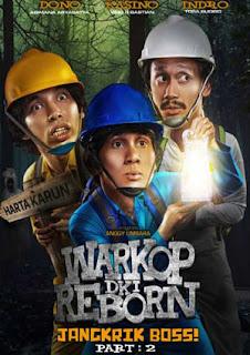Warkop DKI Reborn: Jangkrik Bos Part.2 2017 WEB-DL
