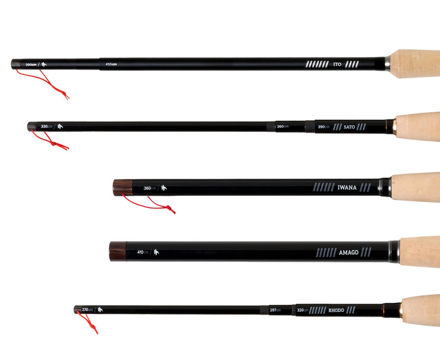 Tenkara fisher your first tenkara rod for Tenkara fishing rods
