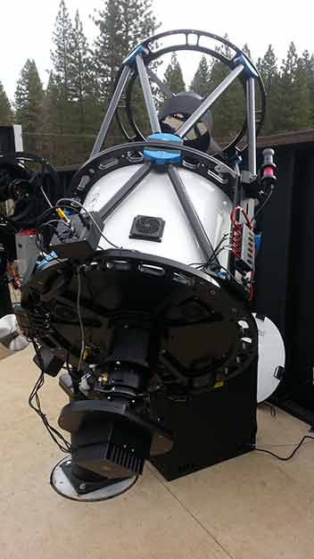 "T24 - 61 meter (24"") CDK  Reflecting Telescope"