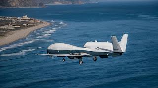 Drone MQ-4C Triton