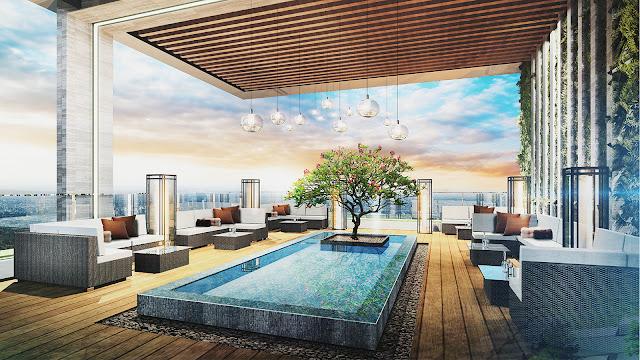 fasilitas sky garden