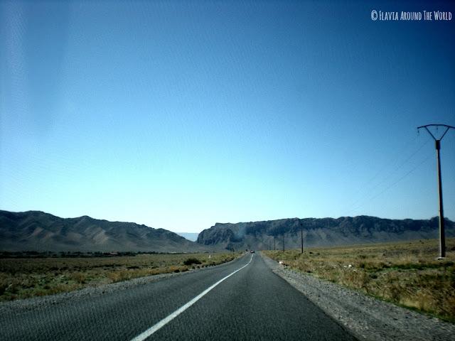 De camino a Merzouga