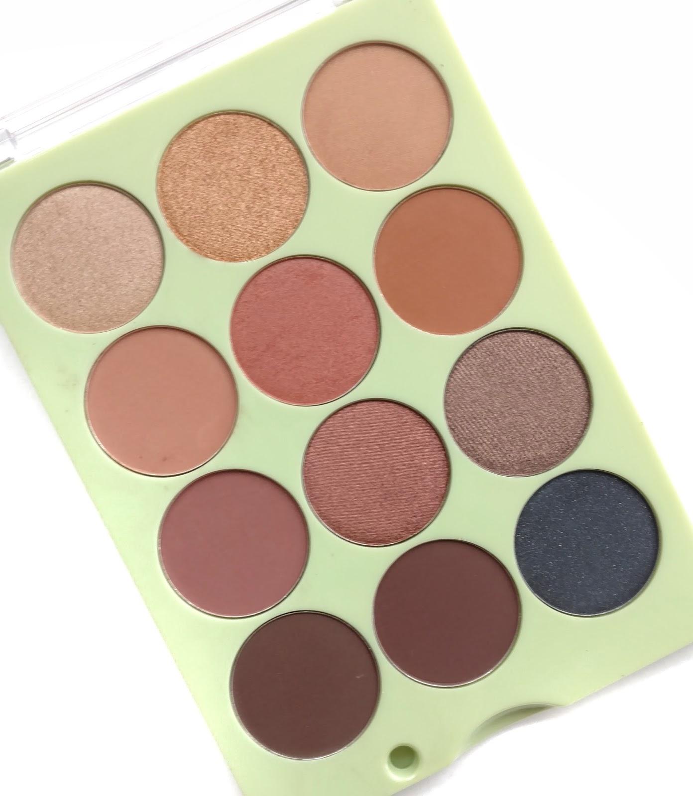 pixi itsjudytime eyeshadow palette