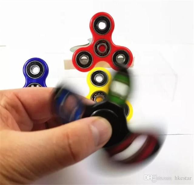 Lợi ích khi chơi spinner - món đồ chơi hot nhất tại Mỹ