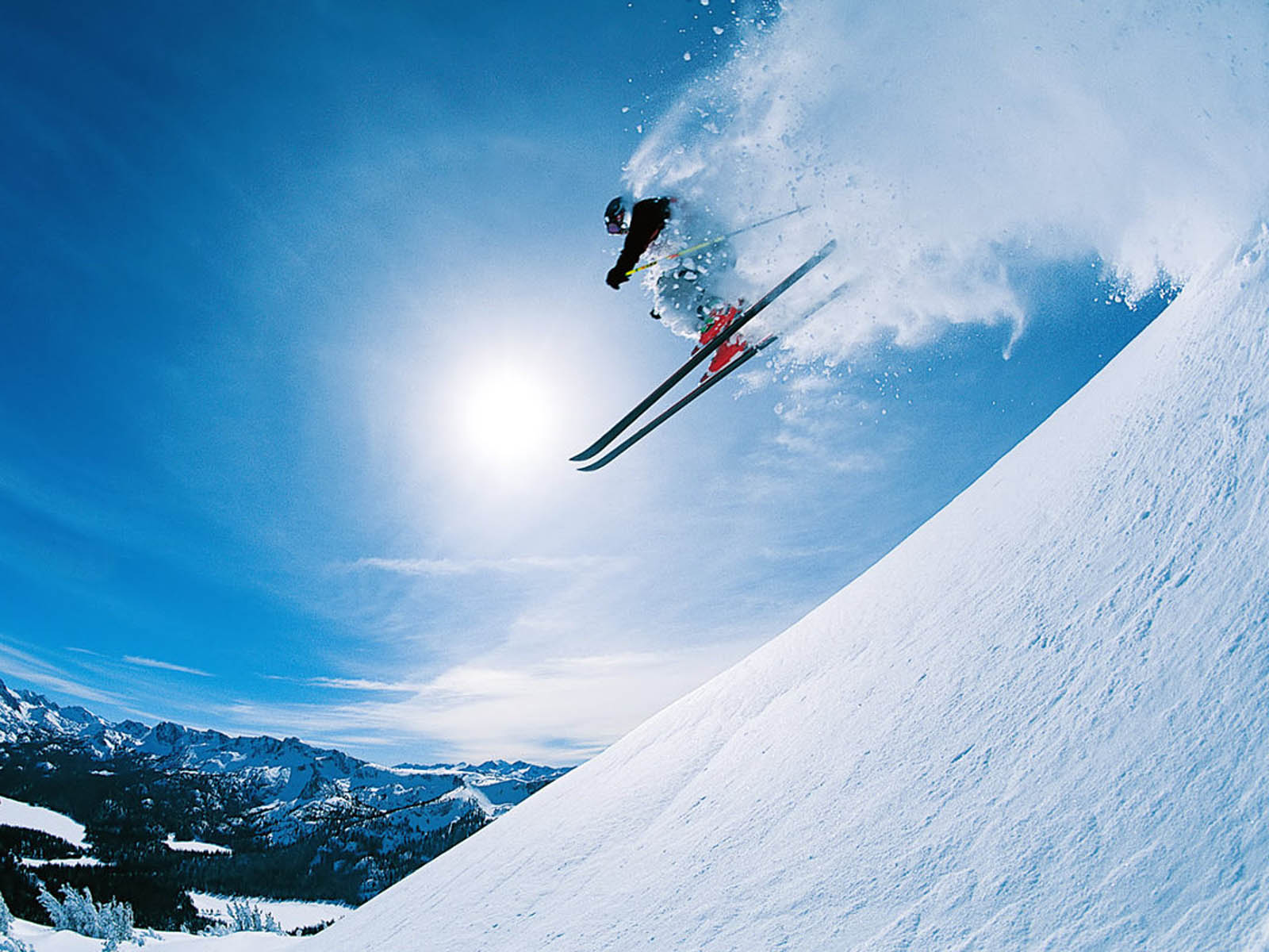 Wallpapers: Free Skiing
