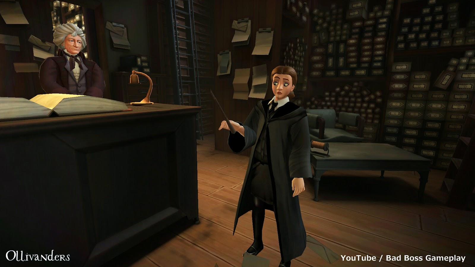 telecharger harry potter hogwarts mystery