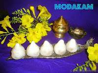 images for Modakam Recipe / Mothagam Recipe / Sesame Modak Recipe / Sweet Kozhukattai Recipe / Ellu Kozhukattai Recipe