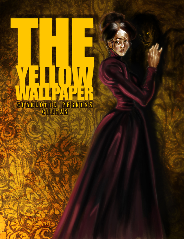 Once More With Geekery: Adaptation Angst: The Yellow Wallpaper