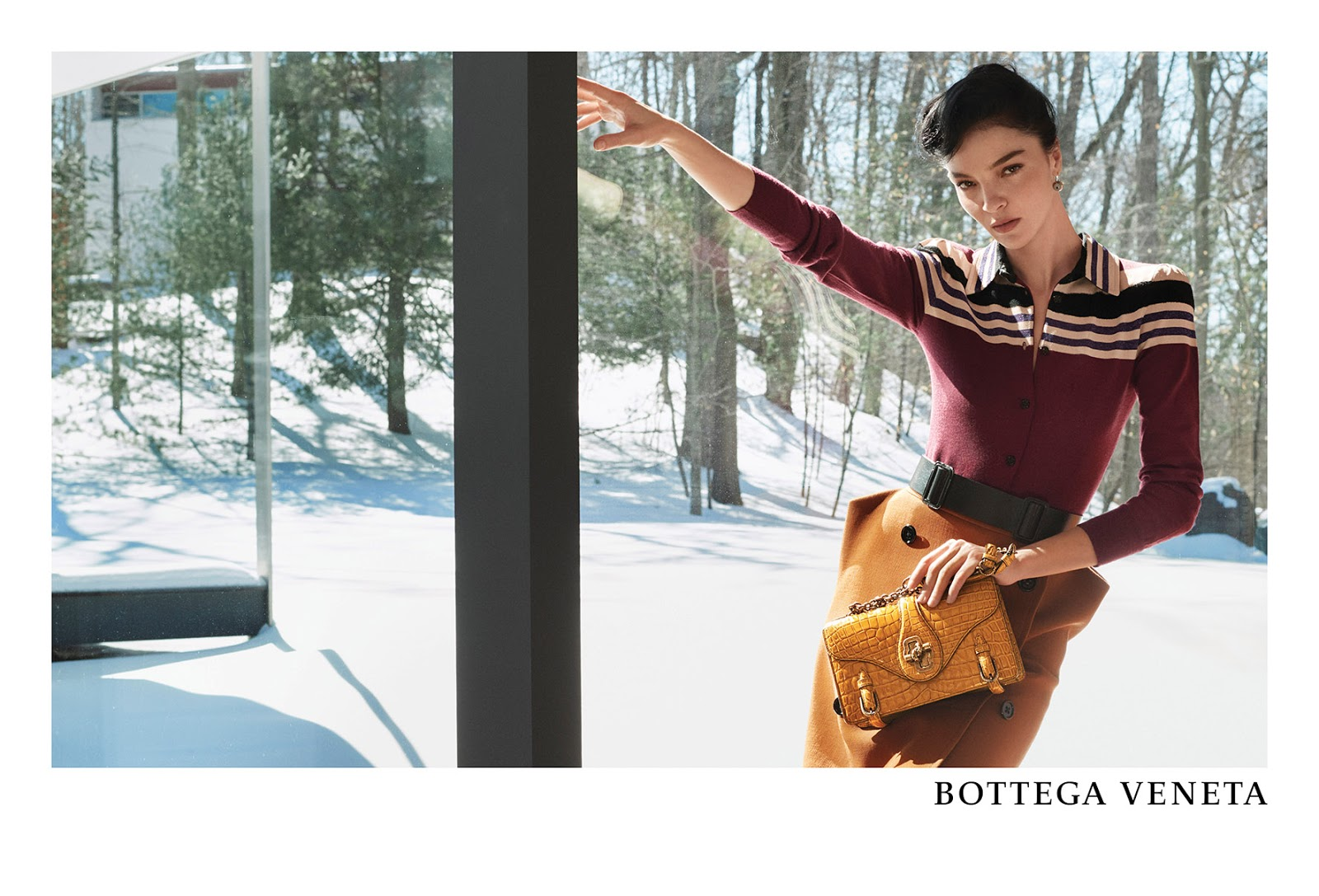 Bottega Veneta's Fall/Winter 17 Art of Collaboration Campaign & Film
