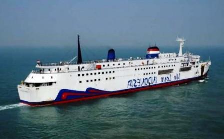 kapal roro Jenis Kapal Laut di Indonesia