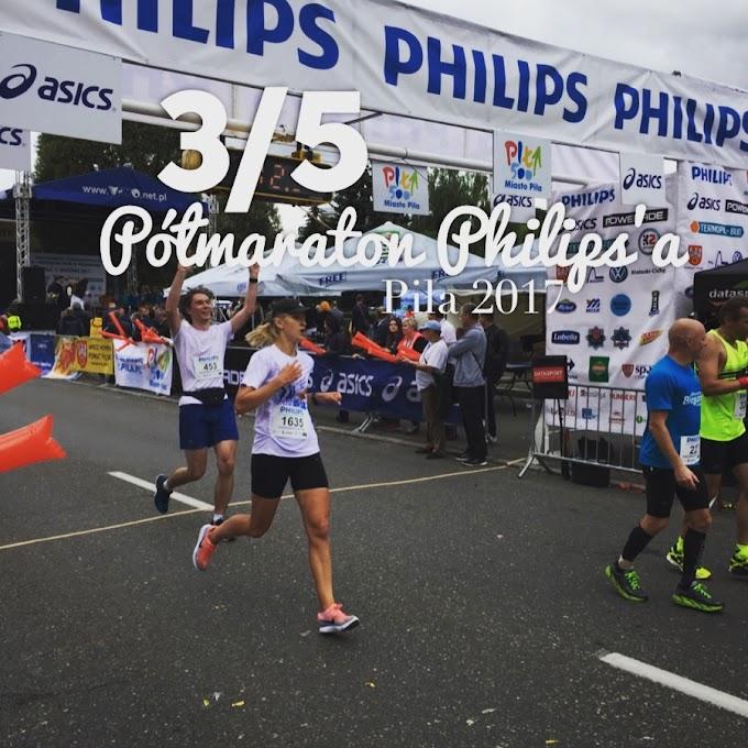 Półmaraton Philipsa - Piła 2017