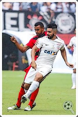 Corinthians contra Sport Brasileirão Guilherme