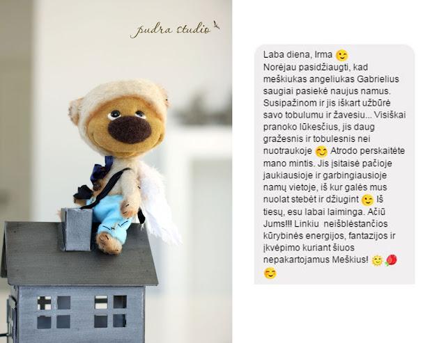 artist teddy bears, handmade toys, nursery decor, handmade gift