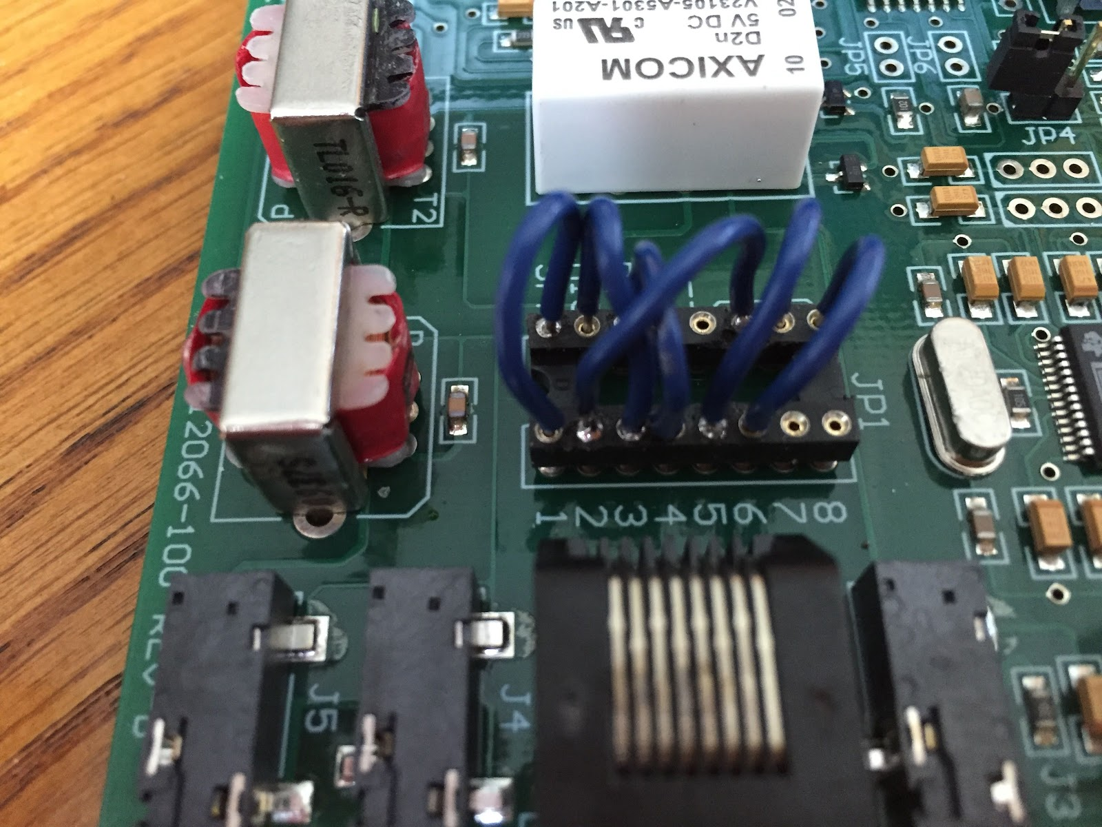 VE3WDM's QRPower BLOG: PART1: Mod for Signalink USB so it can be